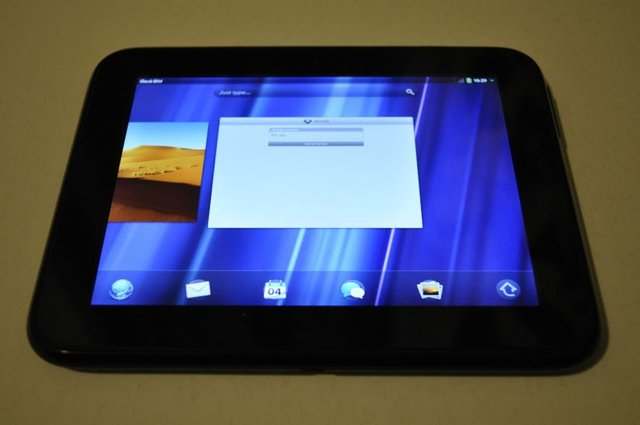 HP TouchPad Go