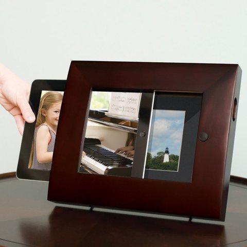 Hammacher iPad 2 Photograph Frame