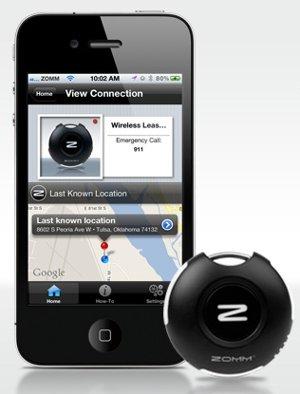 ZOMM Wireless Leash Plus