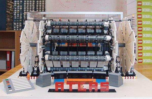 LEGO LHC