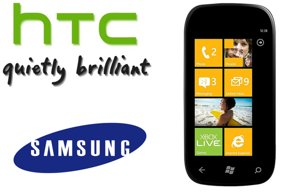 HTC Samsung Windows Phone