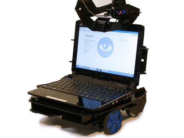 Oculus Telepresence Robot
