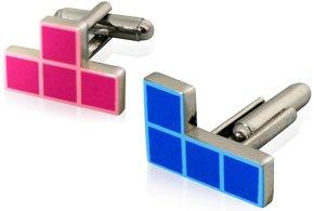 Tetris Cufflinks