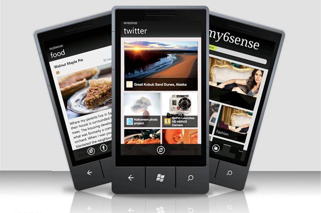 My6Sense Smart Magazine