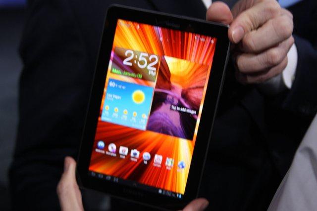 Samsung Galaxy Tab 7.7 for Verizon