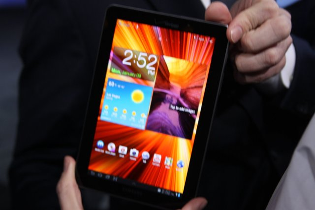 Samsung Galaxy Tab 7.7 for Verizon