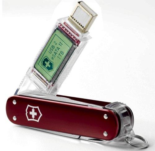 1TB Victorinox Swiss Army knife