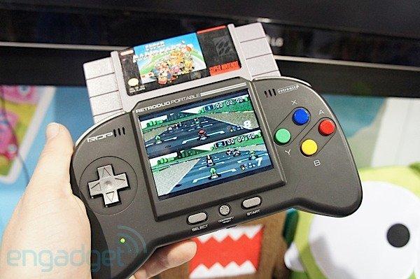 Retro-Bit RetroDuo Portable
