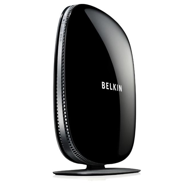 Belkin N900 router