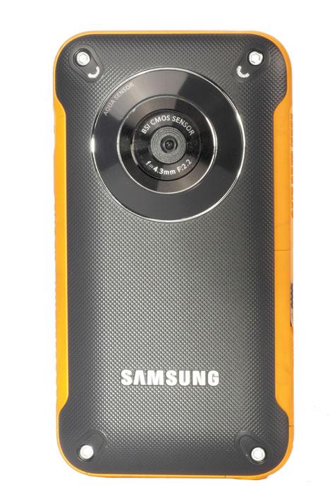 Samsung-W300-camcorder-Yellow