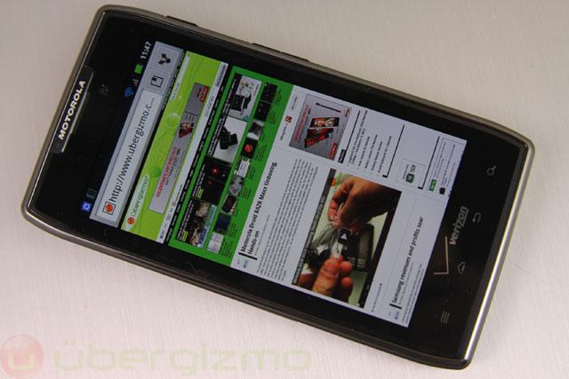 Motorola Droid RAZR Maxx Review