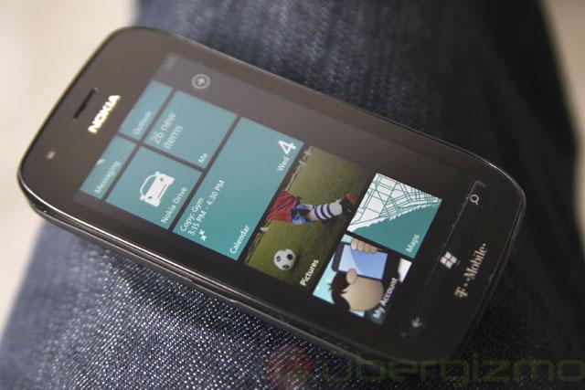 Nokia Lumia 710 Review
