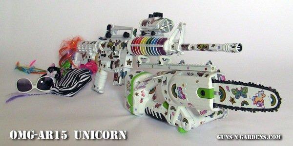 OMG-AR15 Unicorn