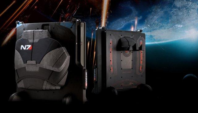 Mass Effect 3 Calibur 11 Vault