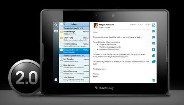 PlayBook 2.0 OS