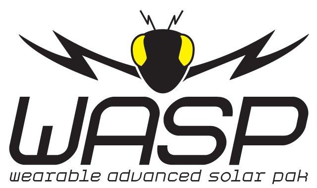 Solar Stik's Wearable Advanced Solar Pak (WASP) portable