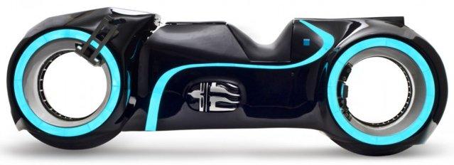 Xenon Light Motor Bike