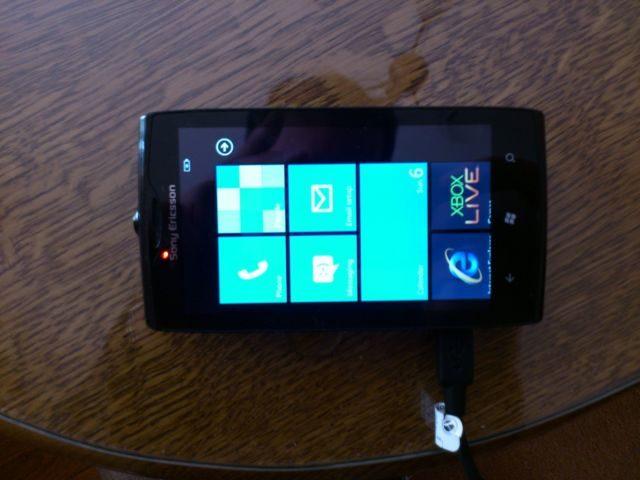 Sony Ericsson Windows Phone