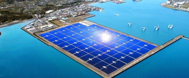 solar plant japan
