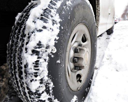 adaptive tire