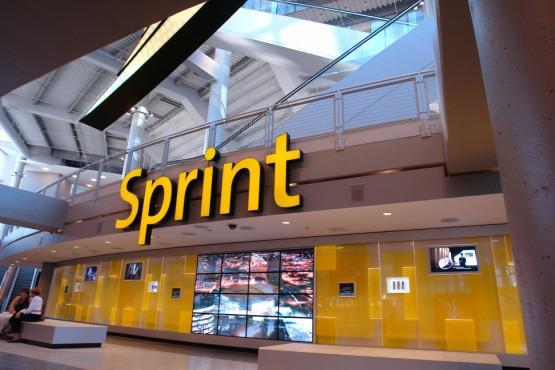 Sprint-sign