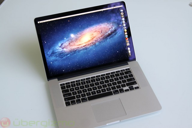 Retina Macbook Pro Review (15″, Model 2010) | Ubergizmo