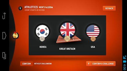Samsung London 2012 Predictor