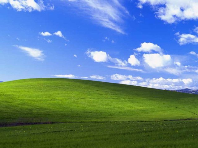 Bliss Windows XP