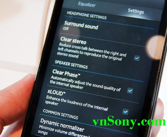 Sony Xperia V gets Clear Phase feature | Ubergizmo