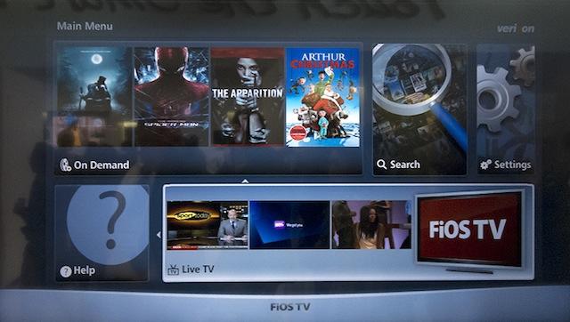 Samsung Smart TV, Blu-ray Verizon FiOS TV App Updated With 75 Live