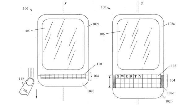 BlackBerry Attempts To Patent New Keyboards In Smartphones