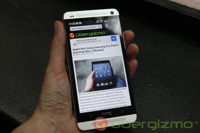 HTC's Jeff Gordon Explains Why US And UK HTC One Models Have