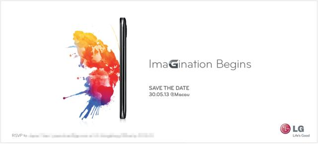 [LG] Save the Date