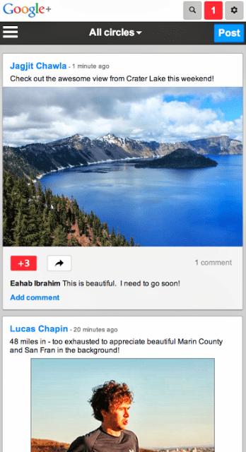 google+-mobile-site-design