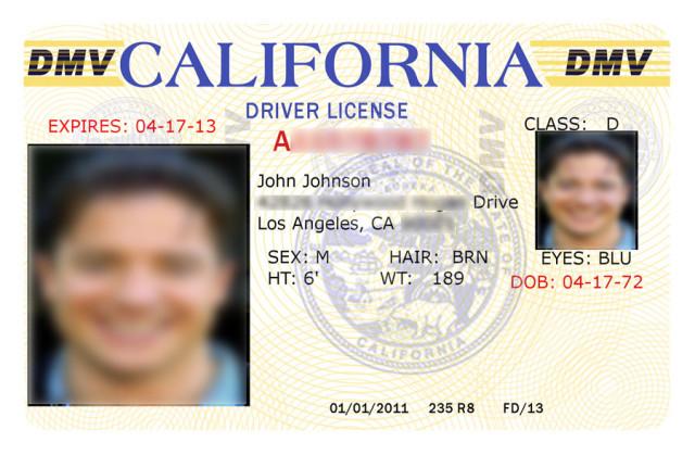 ca-drivers-license