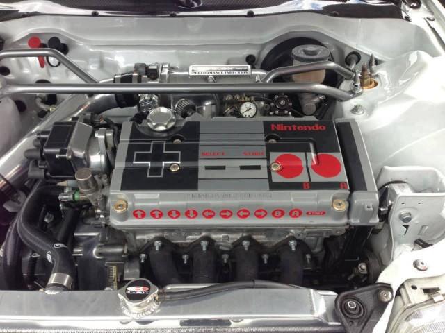 car-engine-nes-controller