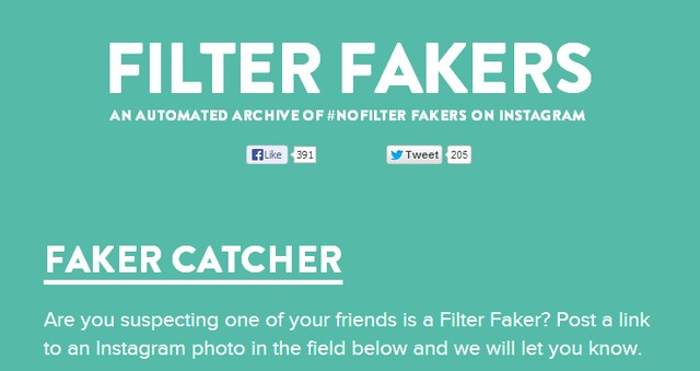 filter-fakers