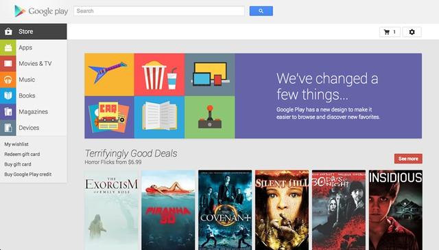 google-play-store-ui