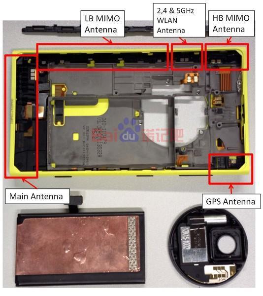 lumia1020-teardown