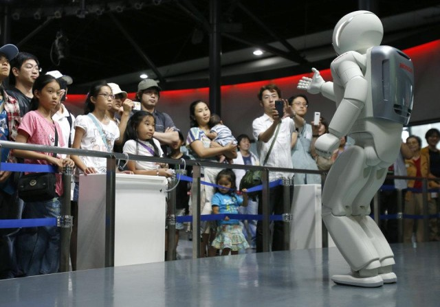 robo-museum-guide