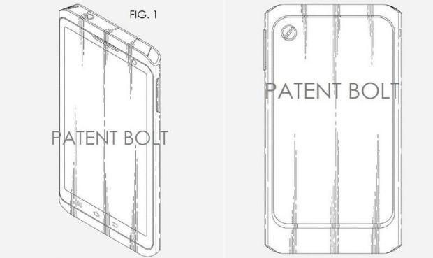 Samsung Patent Hints At Past/Future Smartphone Design