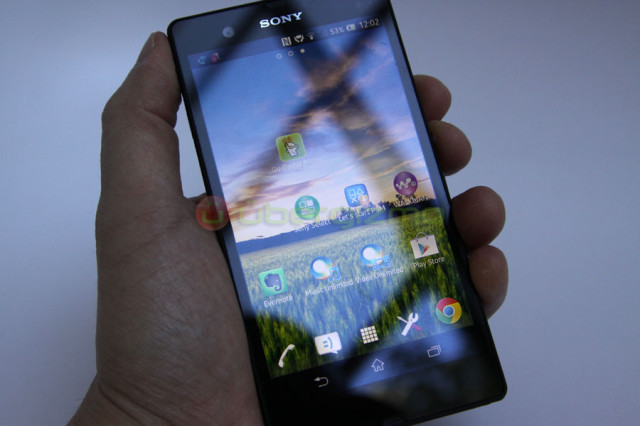 T-Mobile Sony XPERIA Z Review | Ubergizmo