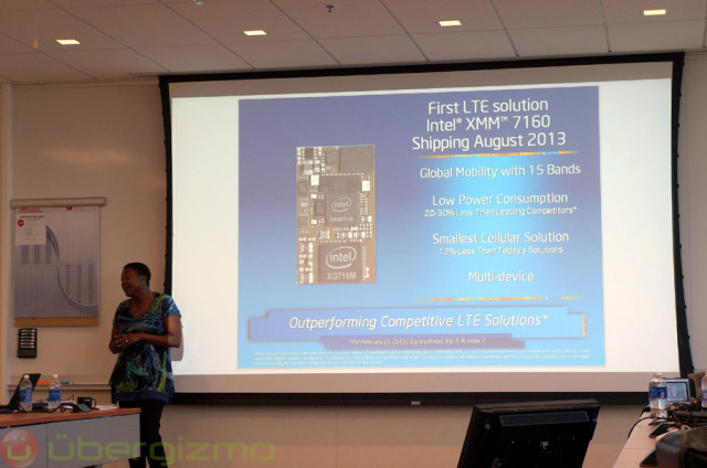 Aicha Evans, VP, Mobile and Communications Group at Intel