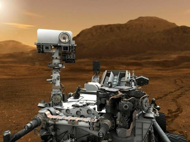 mars-curiosity-rover-water