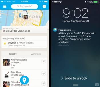 foursquare-update