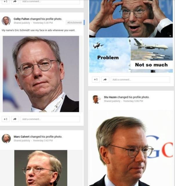 google-plus-eric-schmidt