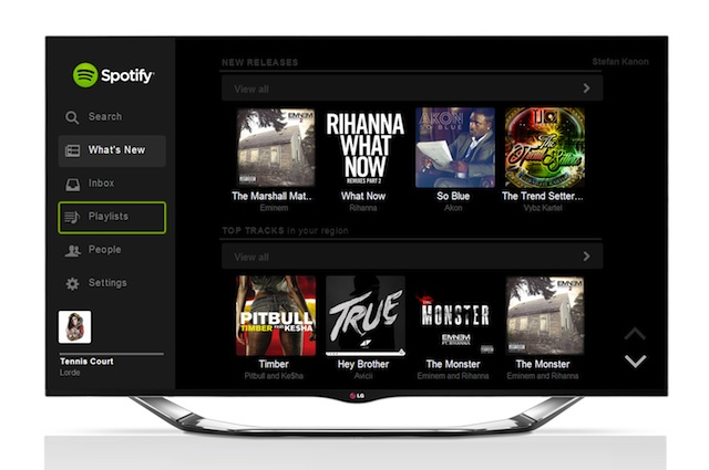 spotify-lg-smart-tv