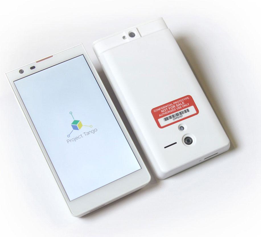 google-tango-phone