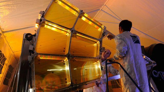 folding-telescope