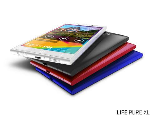 blu life pure xl 1